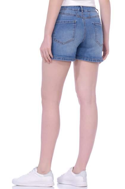 Джинсовые шорты женские Baon B329016 голубые 40 RU