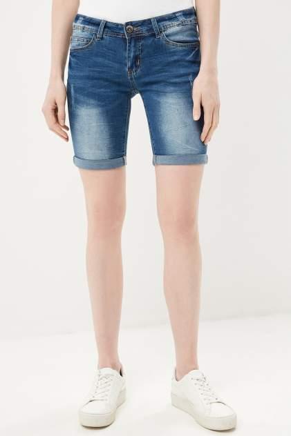 Джинсовые шорты женские Baon B329020 синие M