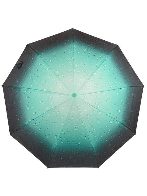 Зонт женский Rain Lucky 700-5 LCP зеленый