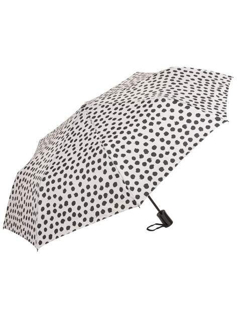 Зонт женский Rain Lucky 863-5 LAP белый