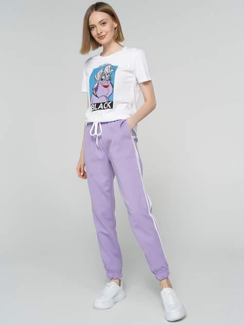 Спортивные брюки женские ТВОЕ 69549 фиолетовые XS