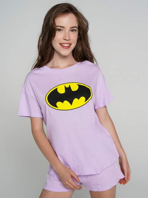 Пижама женская ТВОЕ 72334 фиолетовая XL