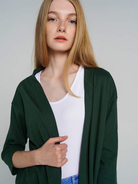 Кардиган женский ТВОЕ 72231 зеленый XL