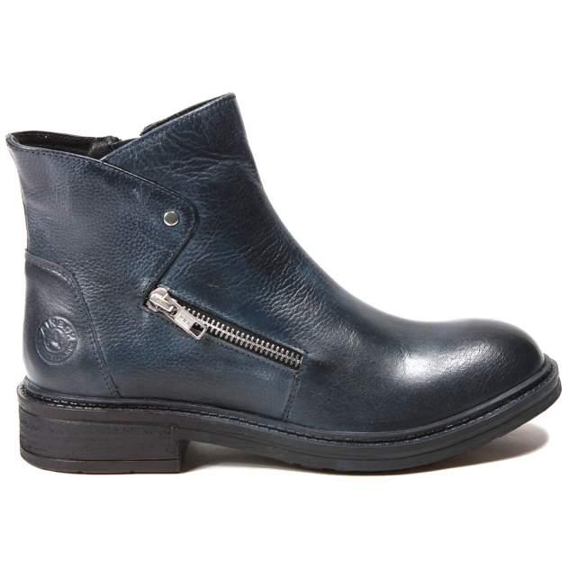 Ботинки женские Airbox 137344, синий