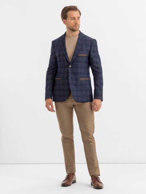 Пиджак мужской Marc De Cler ZPs 2181-25-3902-7-182, синий