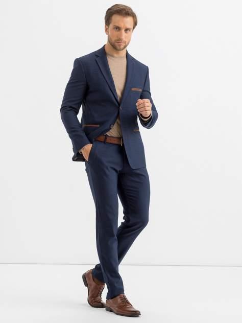 Пиджак мужской Marc De Cler ZPs2181-25-24145Blue-176, синий