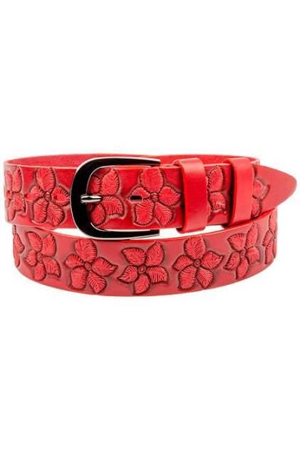 Ремень женский Vip Collection R0737 40 красный, 110 см