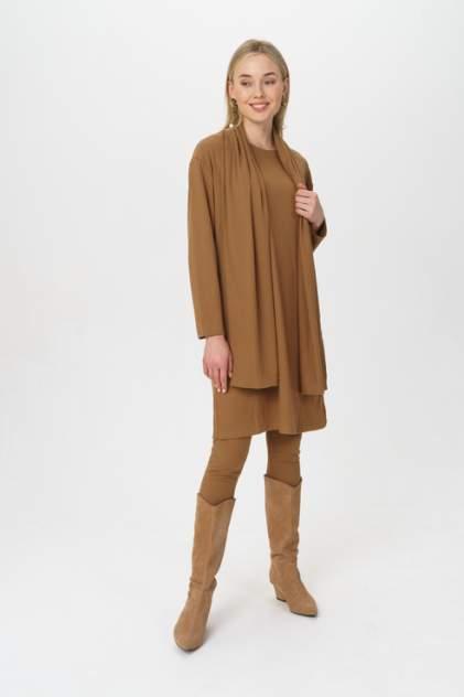 Женский костюм JCL 01035, коричневый