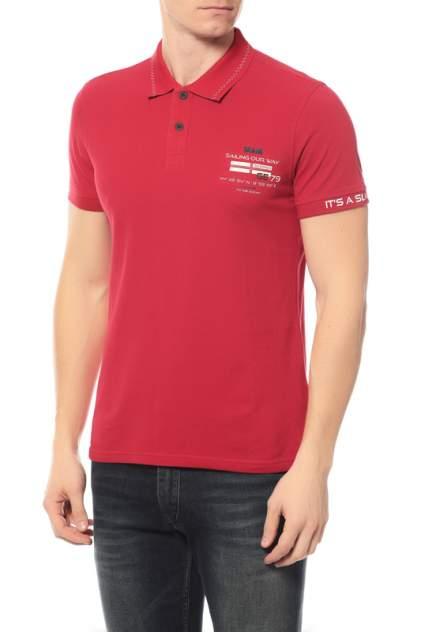 Поло мужское SLAM S108515S00 красное L