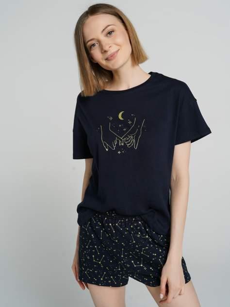 Пижама женская ТВОЕ 71653 синяя L