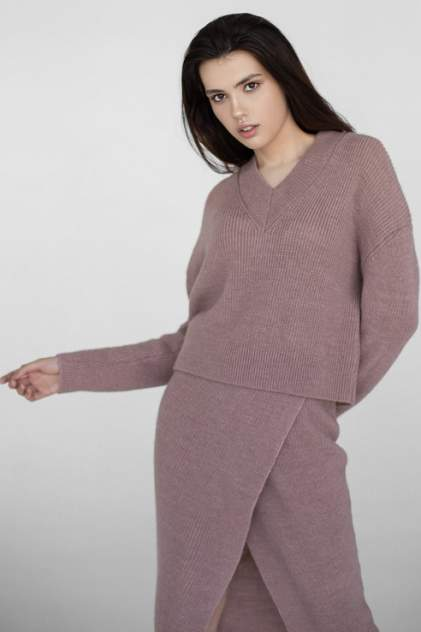 Женский костюм AIM Clothing K-714-PHR, розовый