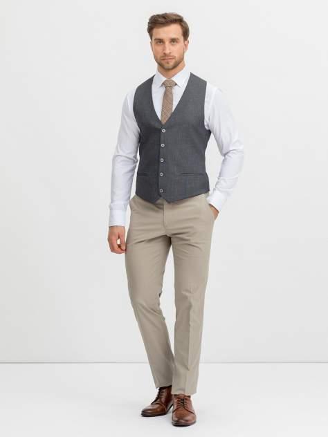 Жилет мужской Marc De Cler G24761Grey-182,серый
