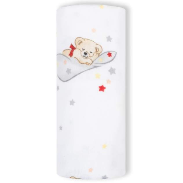 Пеленка детская loombee фланелевая для новорожденных (100x100 см) FS-5228