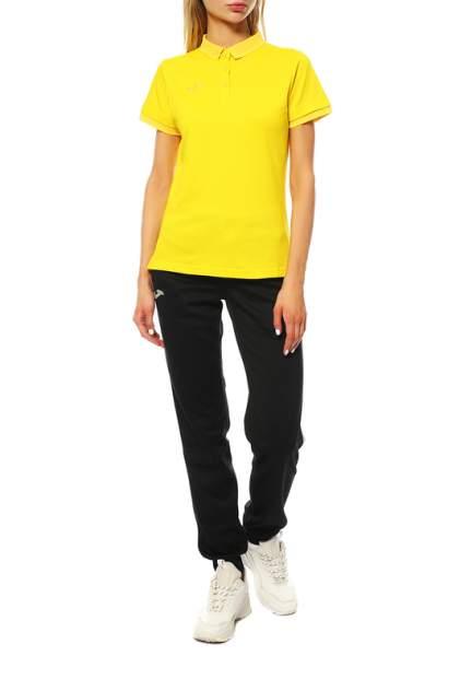 Поло женское Joma 900444,9 желтое S