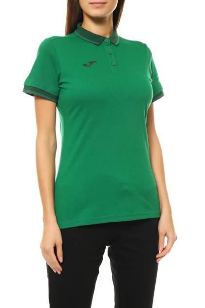Поло BALI женское Joma 900444,45 зеленое L