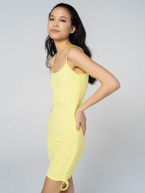 Платье-сарафан женское ТВОЕ 81288 желтое XL