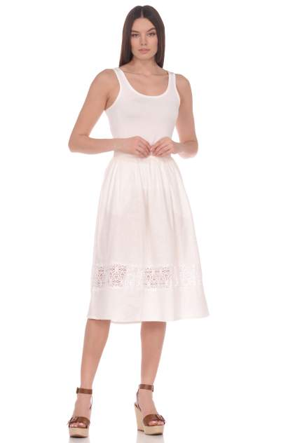 Женская юбка Baon B479023, белый