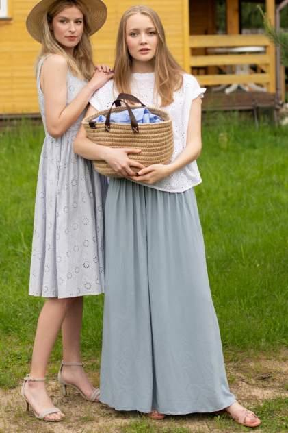 Женская юбка Baon B479034, голубой