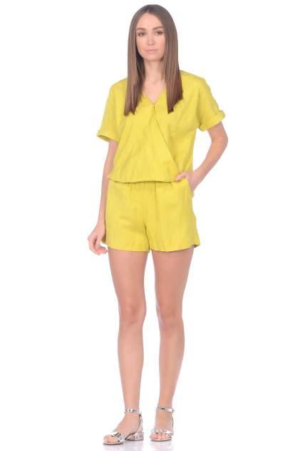 Комбинезон женский Baon B499018 желтый M