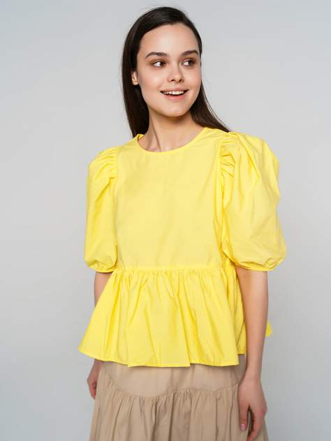 Женская блуза ТВОЕ A7716, желтый