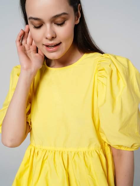Блуза женская ТВОЕ A7716 желтая L