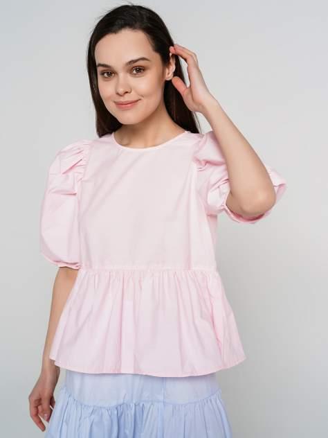 Женская блуза ТВОЕ A7716, розовый