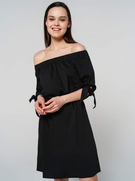 Повседневное платье женское ТВОЕ A6368 черные M