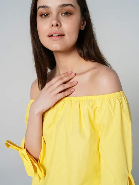 Блуза женская ТВОЕ A6424 желтая XL
