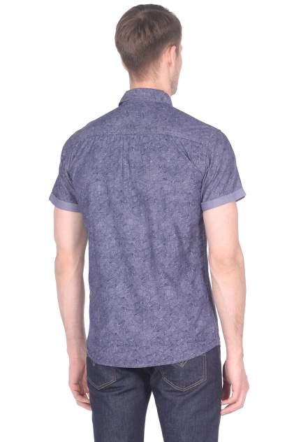 Рубашка мужская Baon B689016 синяя XXL