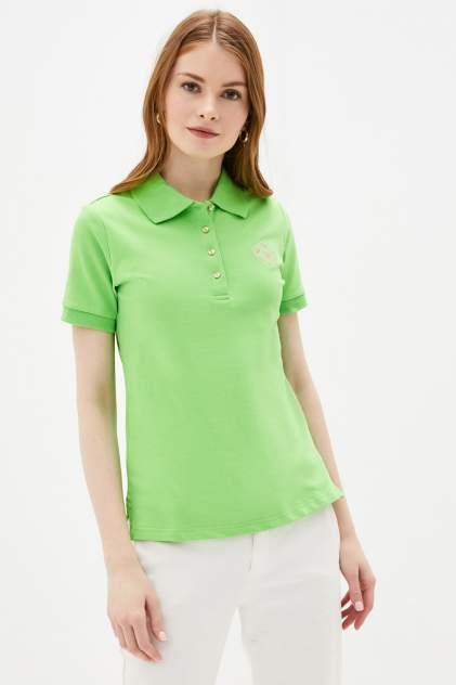 Поло Baon B200201, зеленый