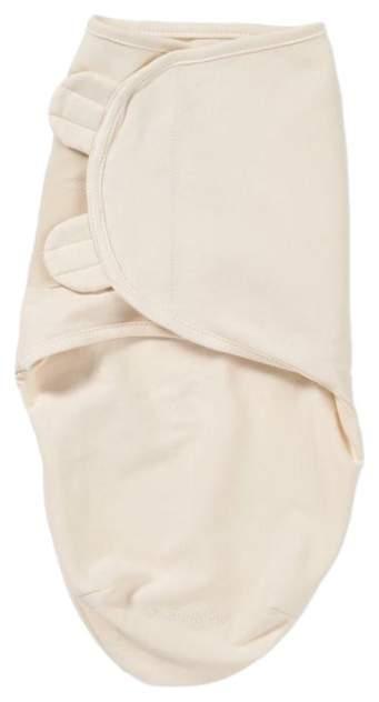 Конверт Summer Infant SwaddleMe для пеленания на липучке бежевый, р. S/M