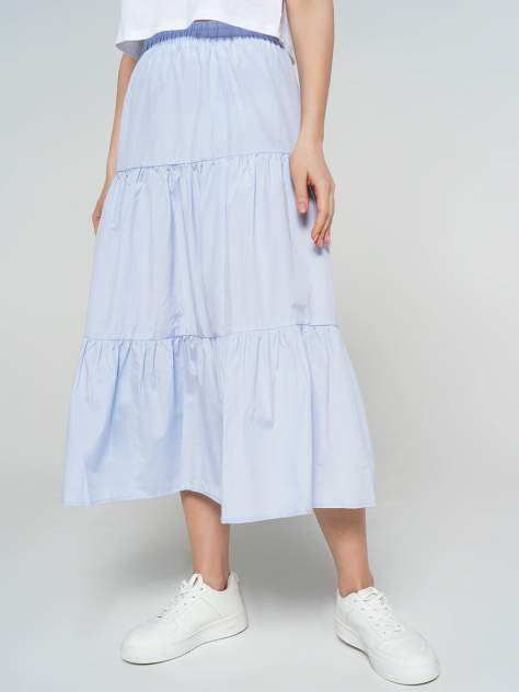 Женская юбка ТВОЕ A8056, голубой