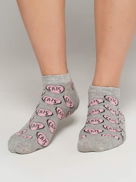 Набор носков женский ТВОЕ A8026 разноцветный 35-41