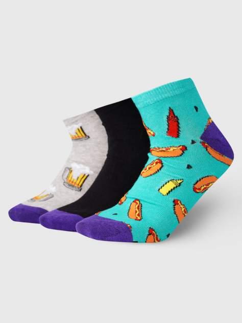 Набор носков мужской ТВОЕ A8007 разноцветный Z405
