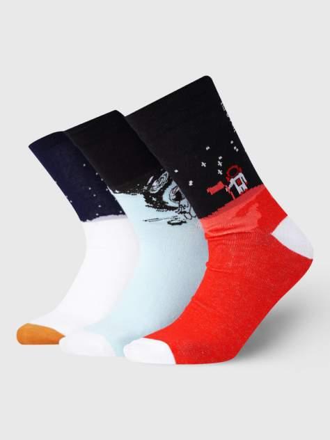 Набор носков мужской ТВОЕ A8022 разноцветный Z405