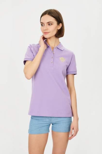 Поло Baon B201201, фиолетовый