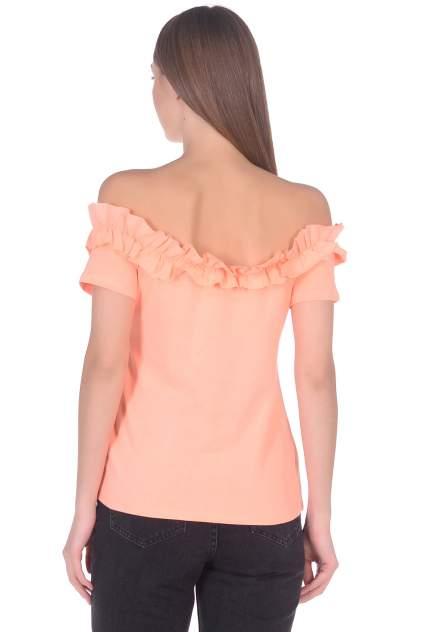 Блуза женская Baon B239082 оранжевая L