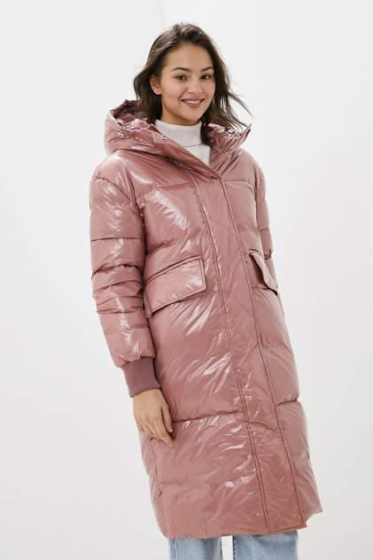 Пуховик женский Baon B009585, розовый