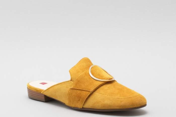 Шлепанцы Hogl 7-101812-8300, оранжевый