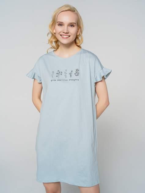 Ночная сорочка женская ТВОЕ 79522 зеленая M