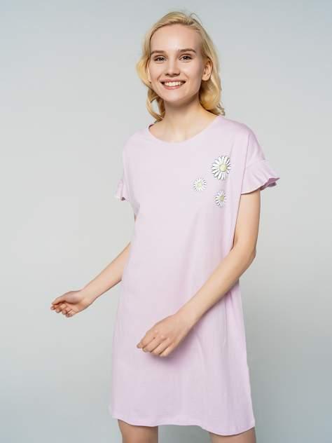 Ночная сорочка женская ТВОЕ 79524 розовая L
