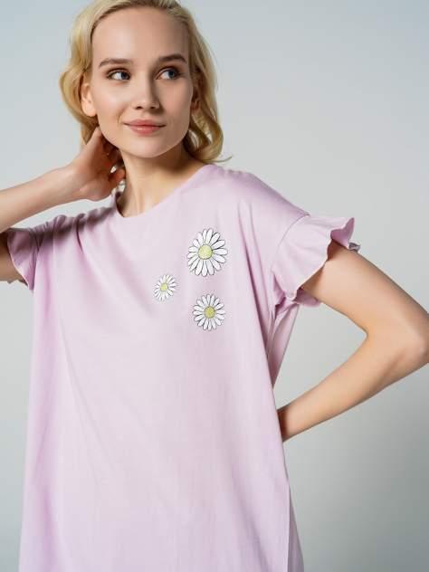 Ночная сорочка женская ТВОЕ 79524 розовая XL