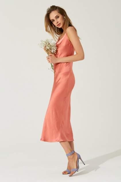 Женское платье Toptop Studio TOP01.011.4015.310, розовый
