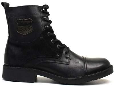 Мужские ботинки El Tempo 568058, черный