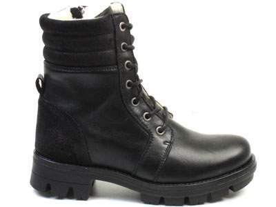 Ботинки женские El Tempo 568197, черный