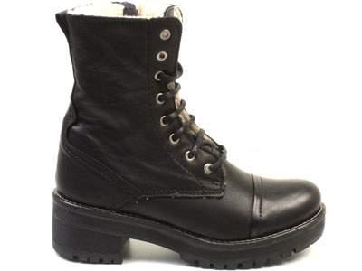 Ботинки женские El Tempo 568198, черный