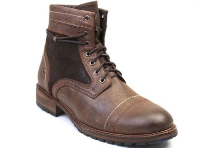 Ботинки мужские Xti 570089 коричневые 43 RU