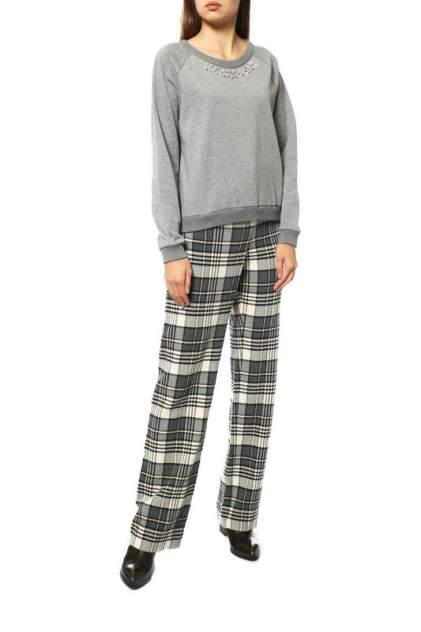 Пуловер женский Blugirl 2507/219 серый 38 IT