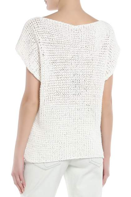 Пуловер женский MARC CAIN SPORTS 411775 SS2017 белый 4 DE