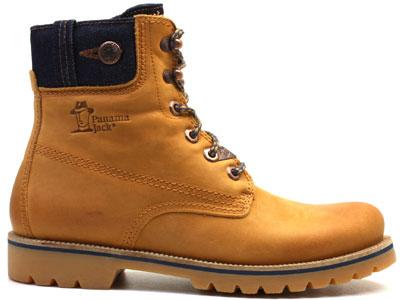 Ботинки женские Panama Jack 603009, коричневый